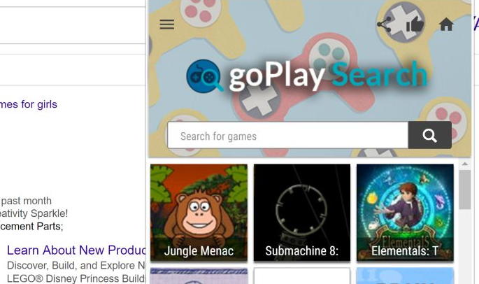 ads by GoPlay Search