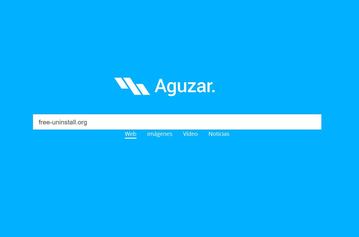 Aguzar.com hijacker