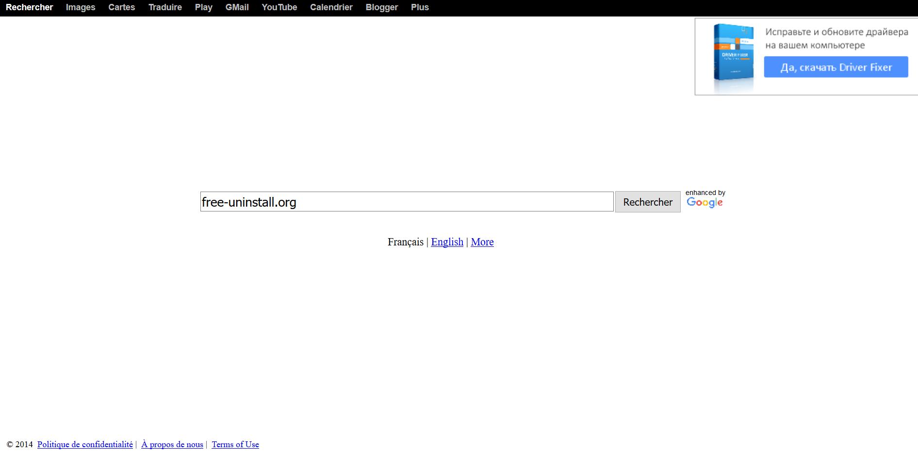 Search.baisvik.com hijacker