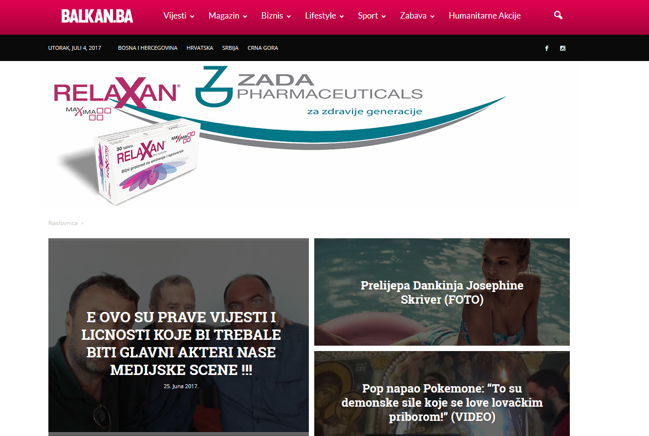 ads by Balkan.ba