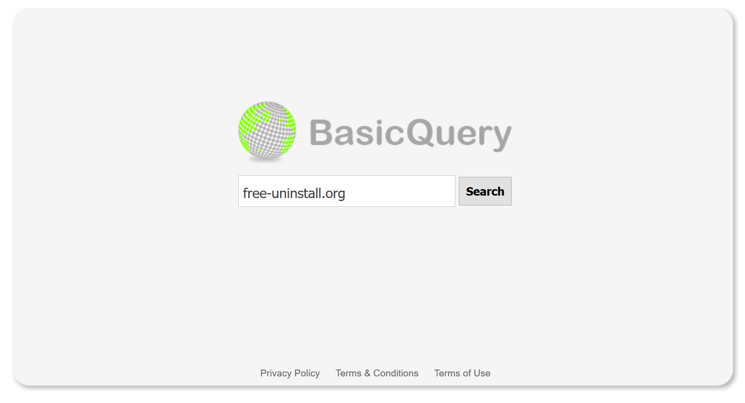 Basicquery.com hijacker