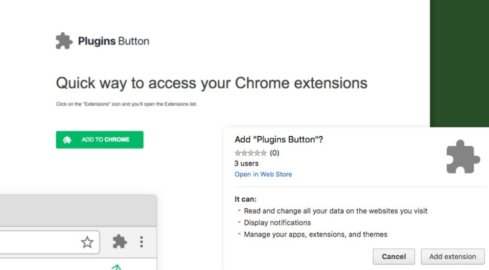 Plugins Button Ads