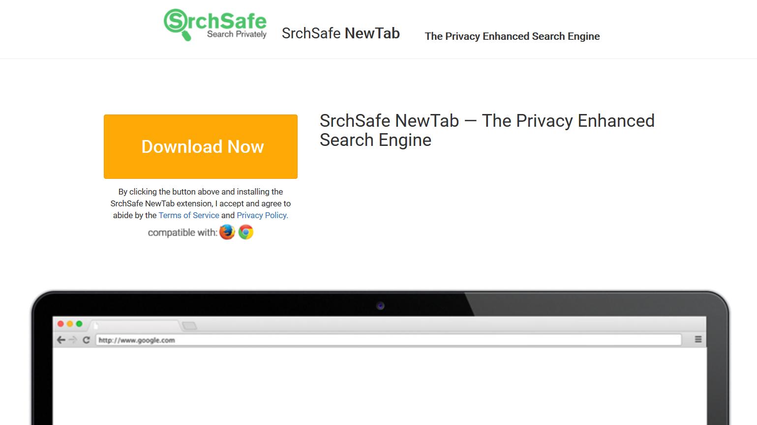 Srchsafe.com hijacker