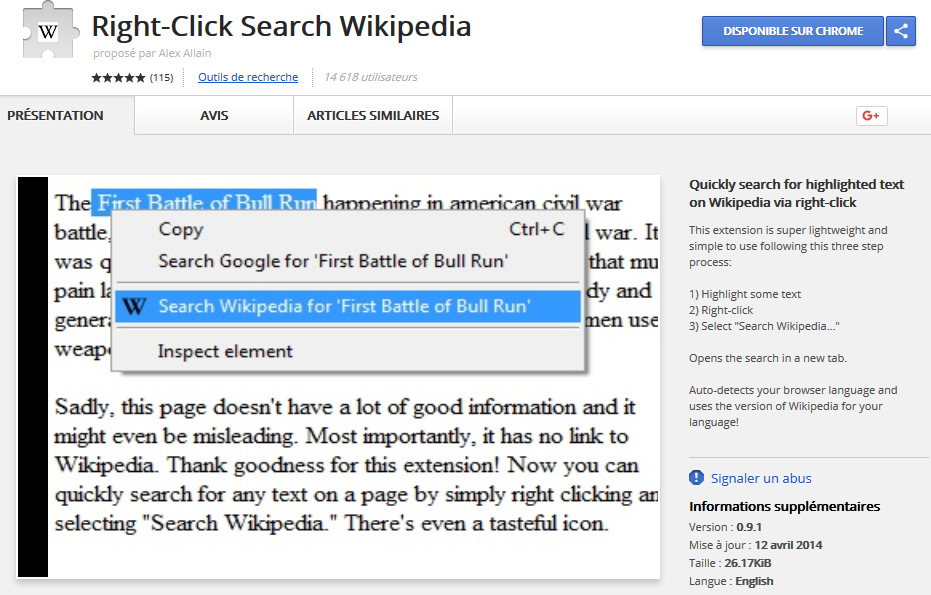 ads by Right-Click Search