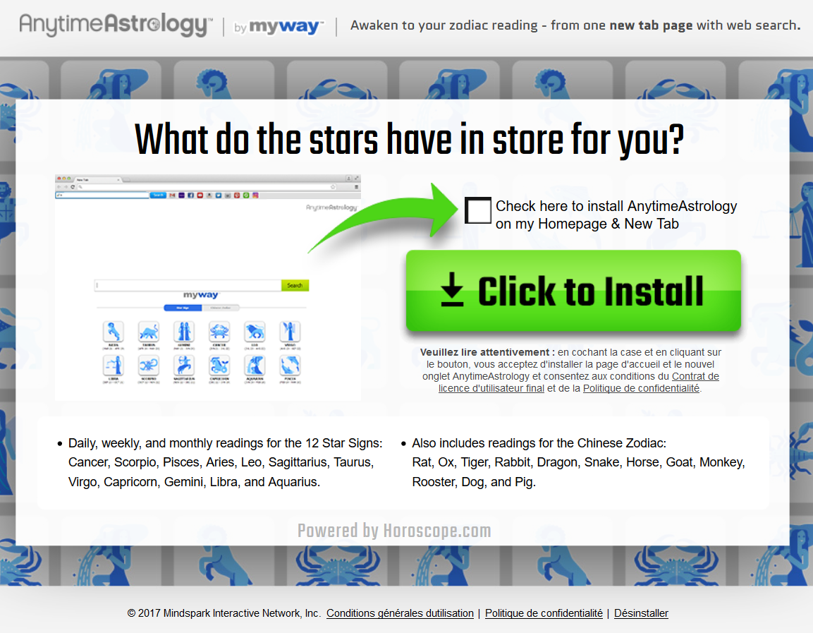 ads by AnytimeAstrology Toolbar