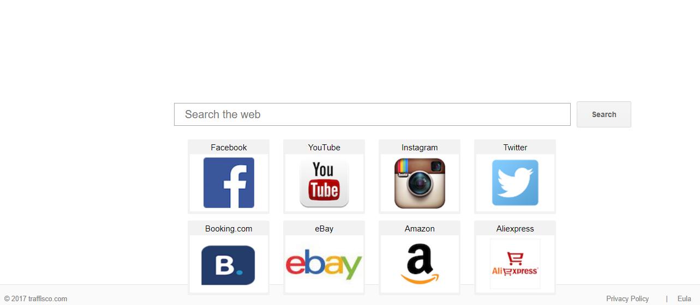 Websearch.live Hijacker