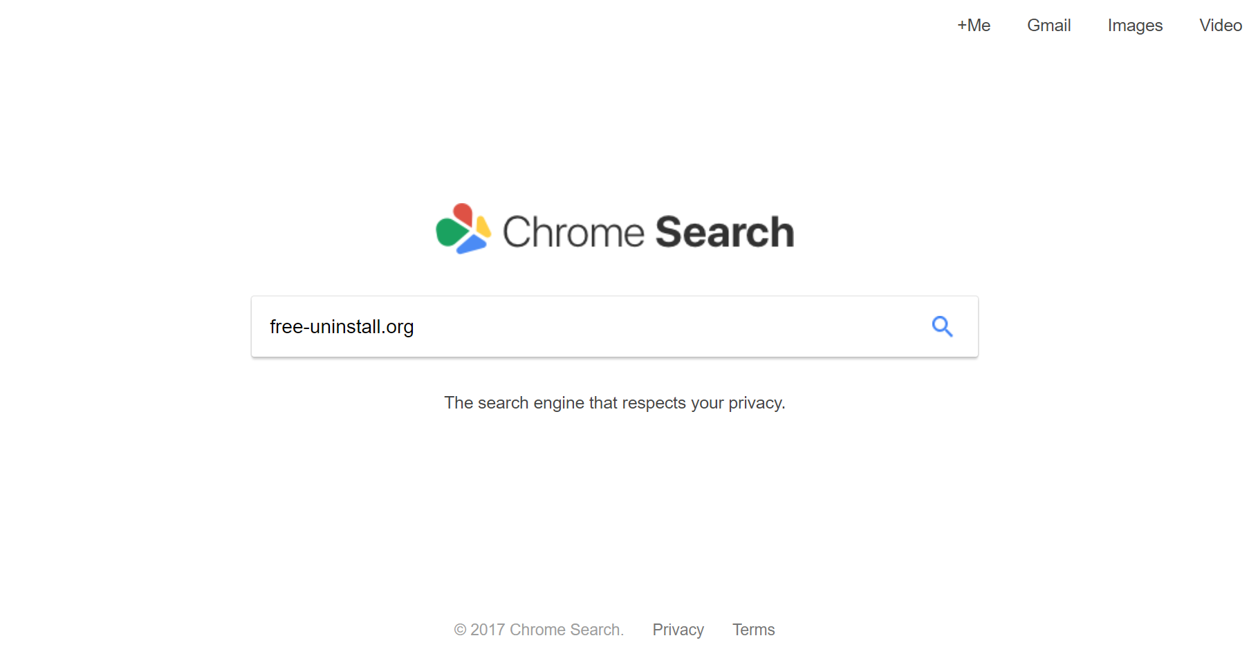 ads by Chromesearch.today