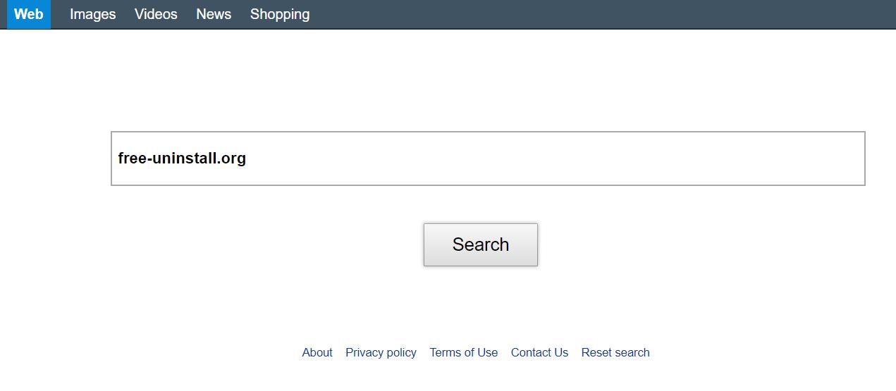 Search.pensirot.com hijacker