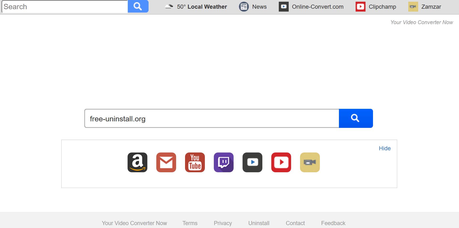 ads by Search.searchvidpop.com