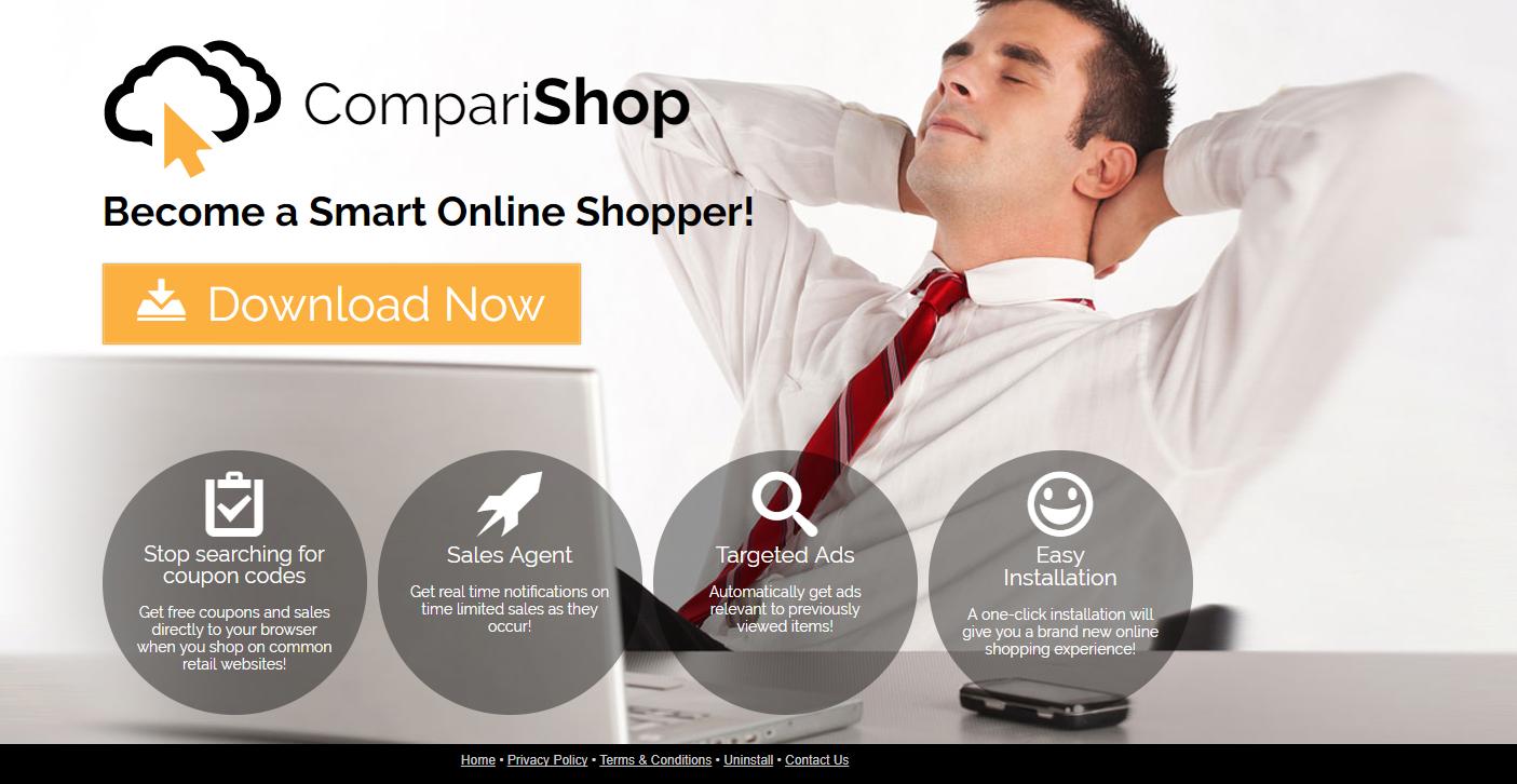 CompariShop (Mac) ads