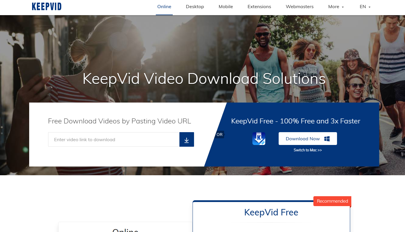 ads by Keepvid.com