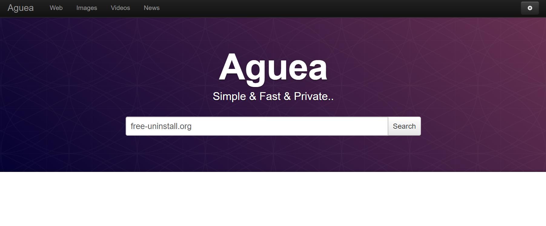 Search.aguea.com Hijacker