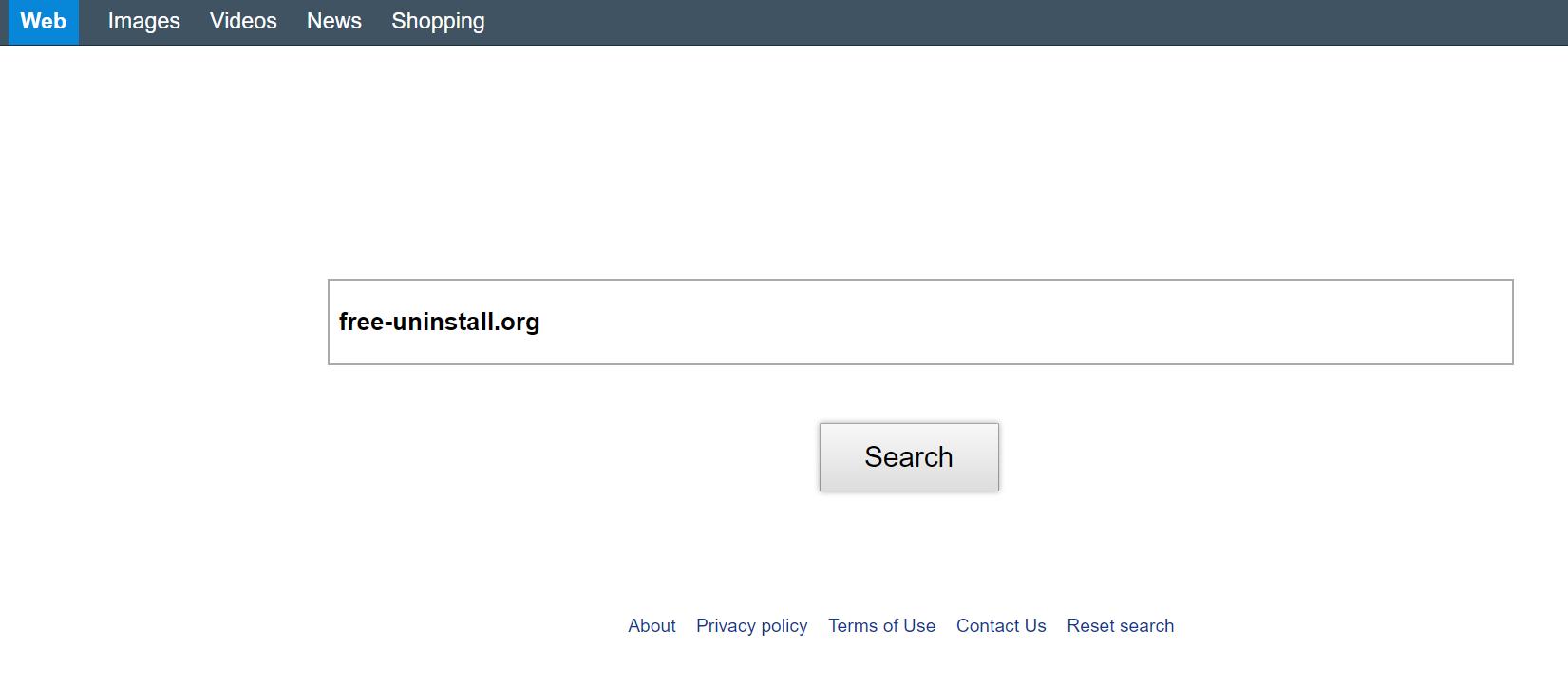 Search.cuttinsledge.com Hijacker