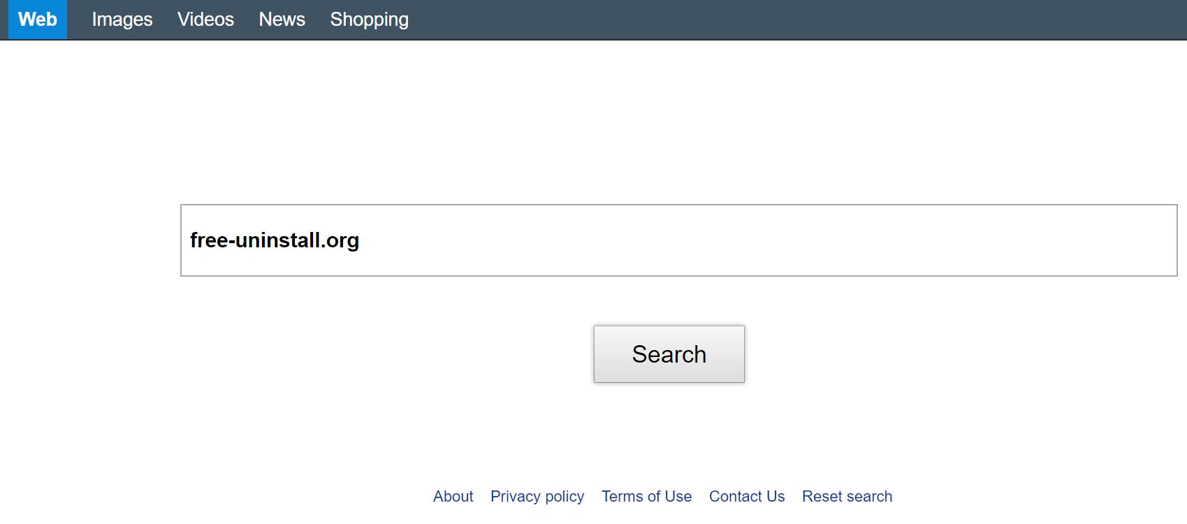 Search.ishimotto.com (Mac) ads