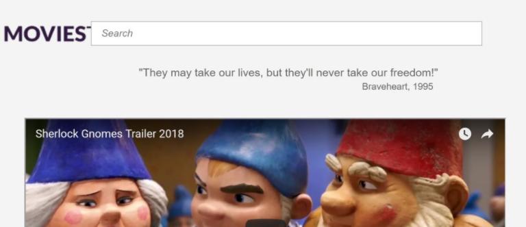 Search.movies-tab.com Hijacker