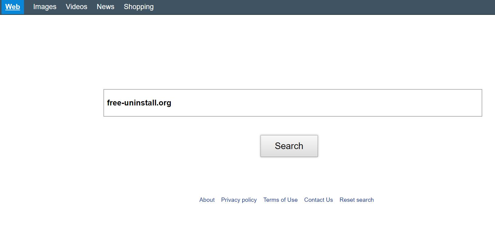 Search.froktiser.com Hijacker