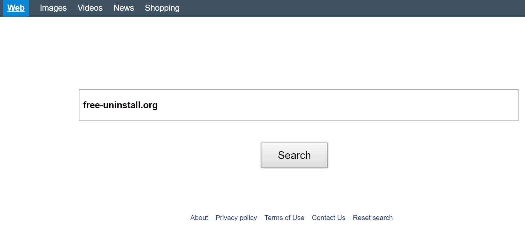 Search.lotoboyz.com Hijacker