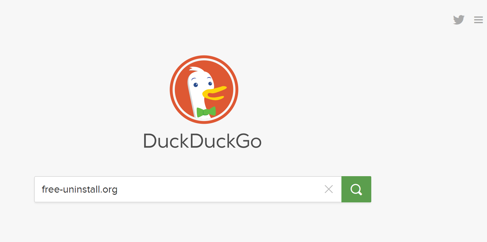 Duckduckgo.com Hijacker