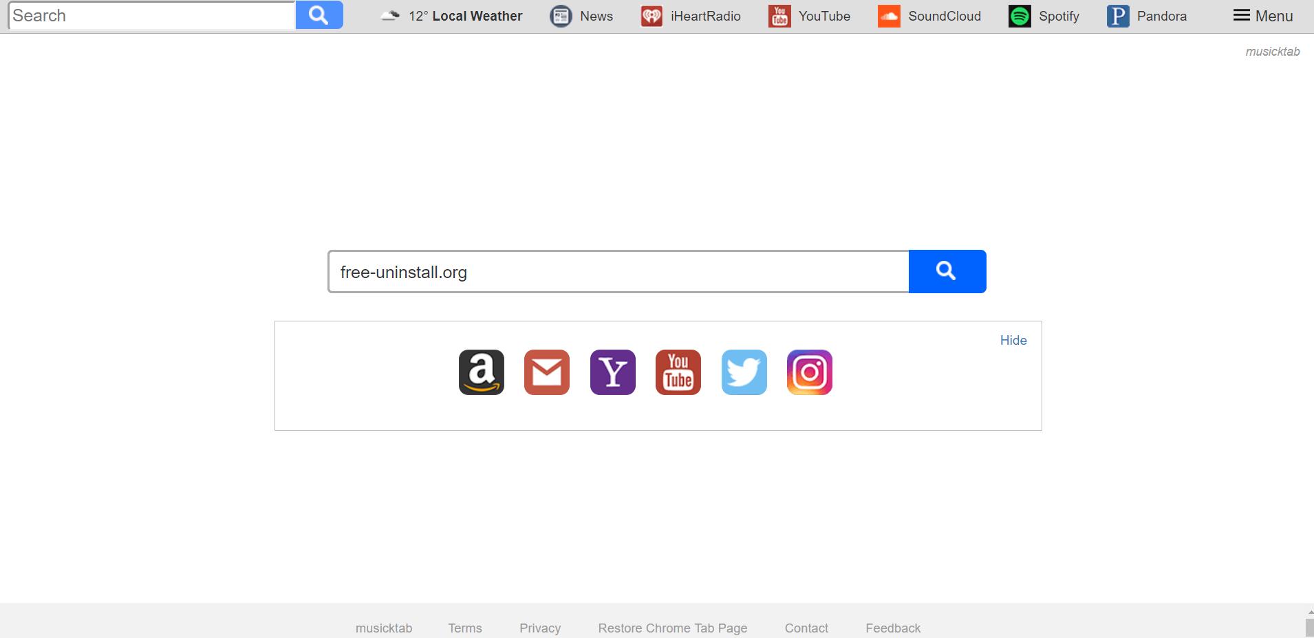 Search.searchismt.com Hijacker