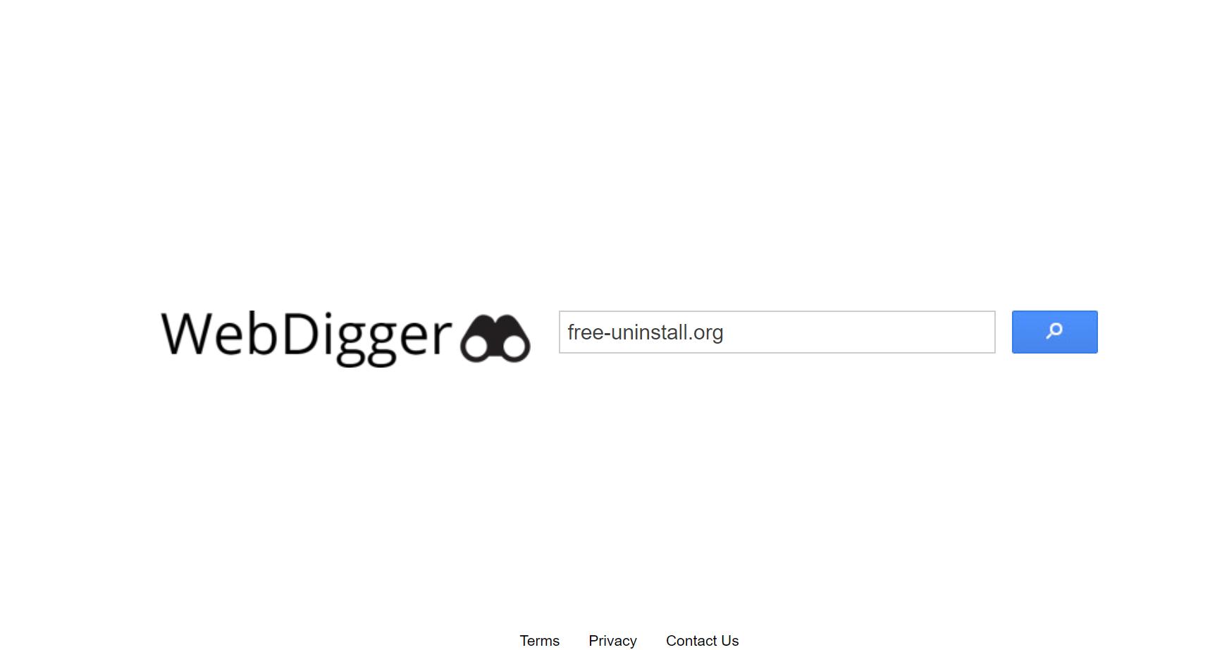 Webdigger.net Hijacker