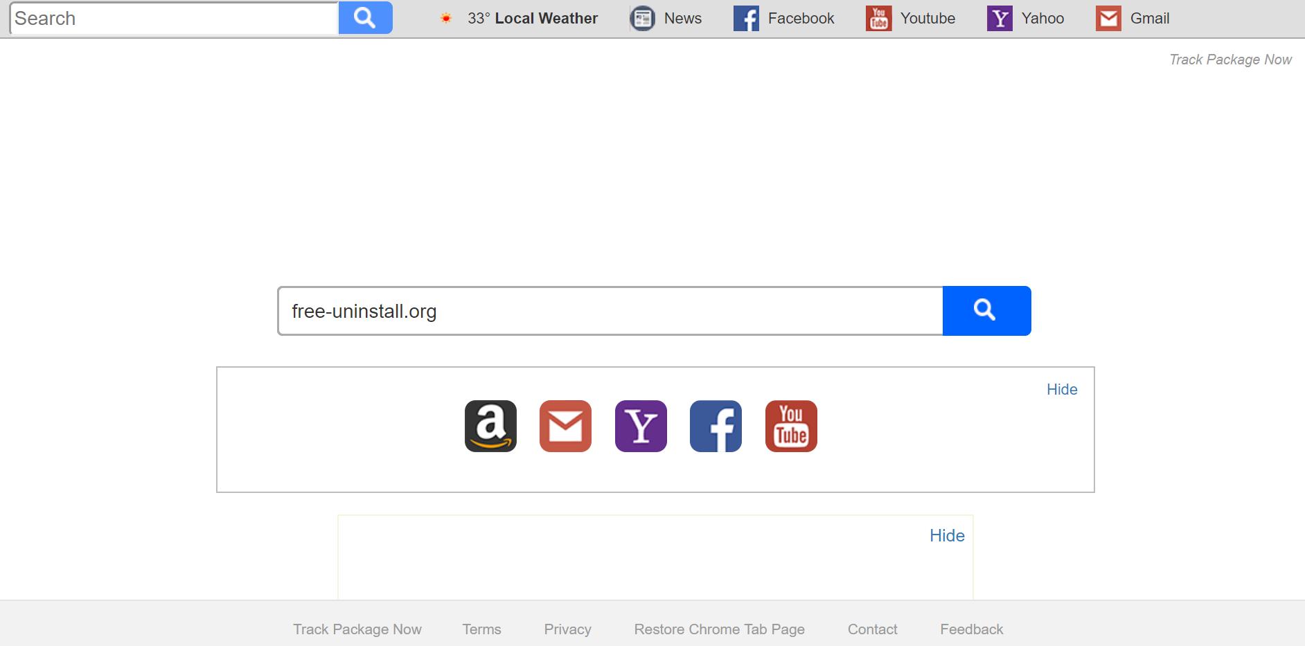 Search.searchtpn.com Hijacker