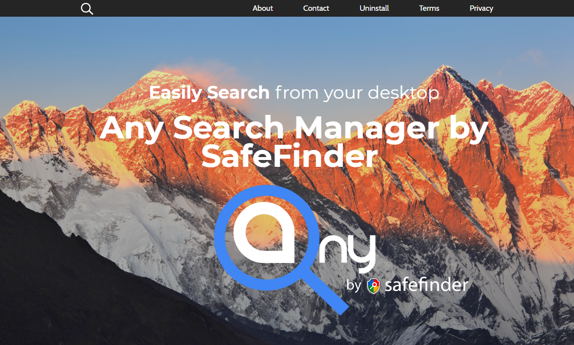 Any Search Manager (Mac)
