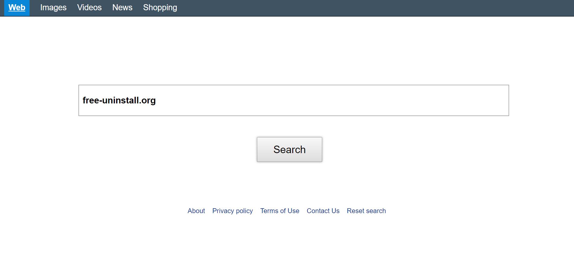 Search.pitchofcase.com Hijacker