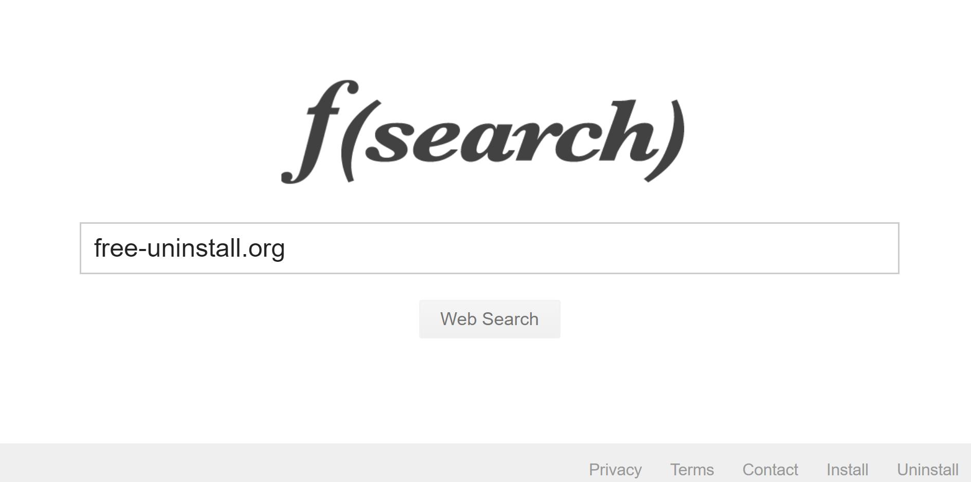 SearchFunctions.com Hijacker