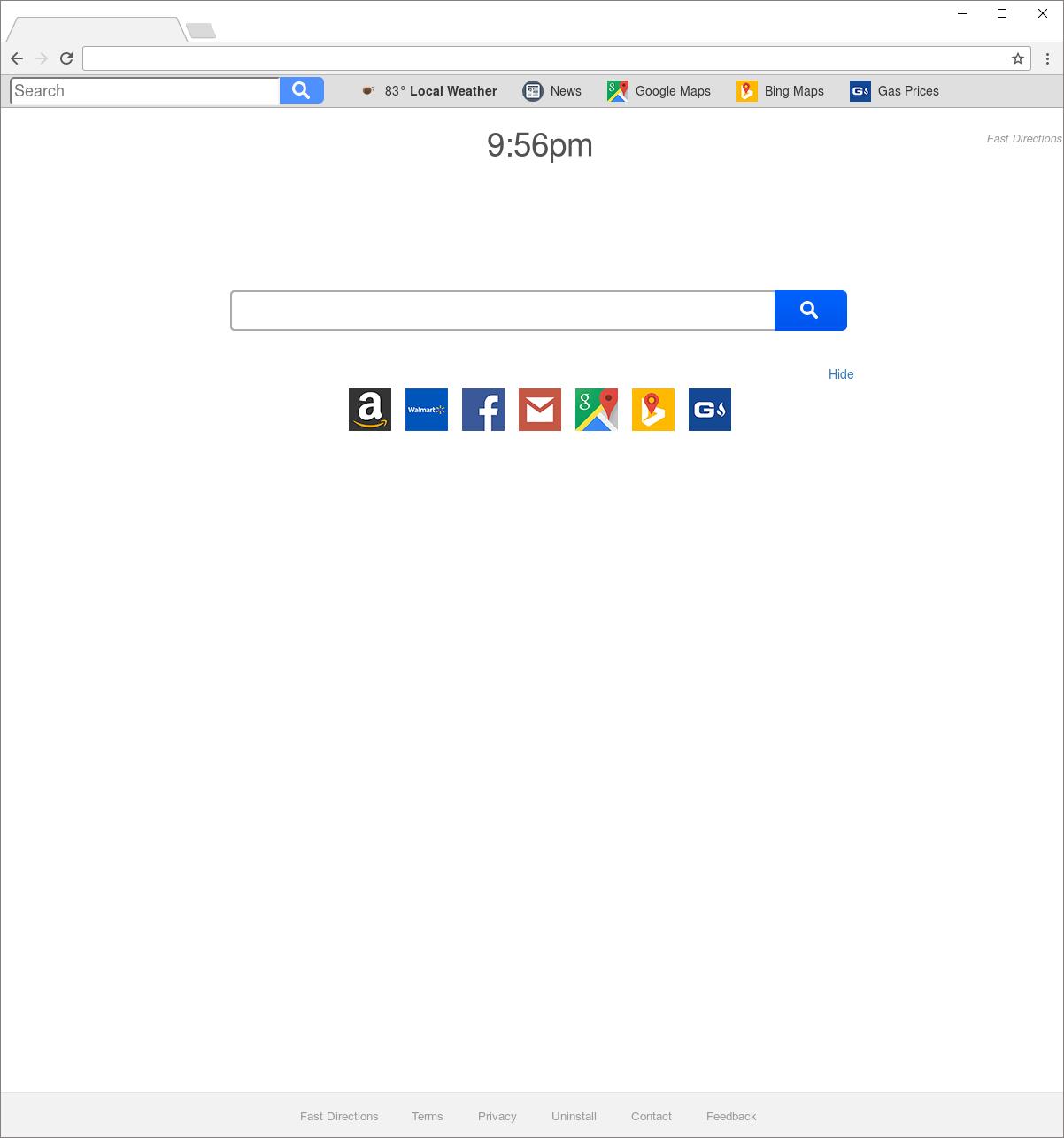 Search.searchjsfd.com Hijacker