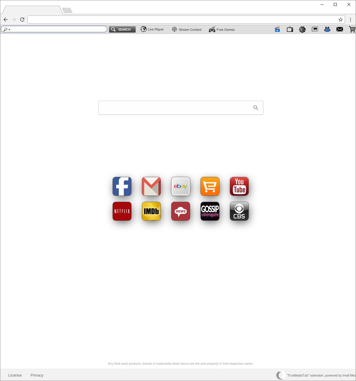 Search.mediatvtabsearch.com Hijacker