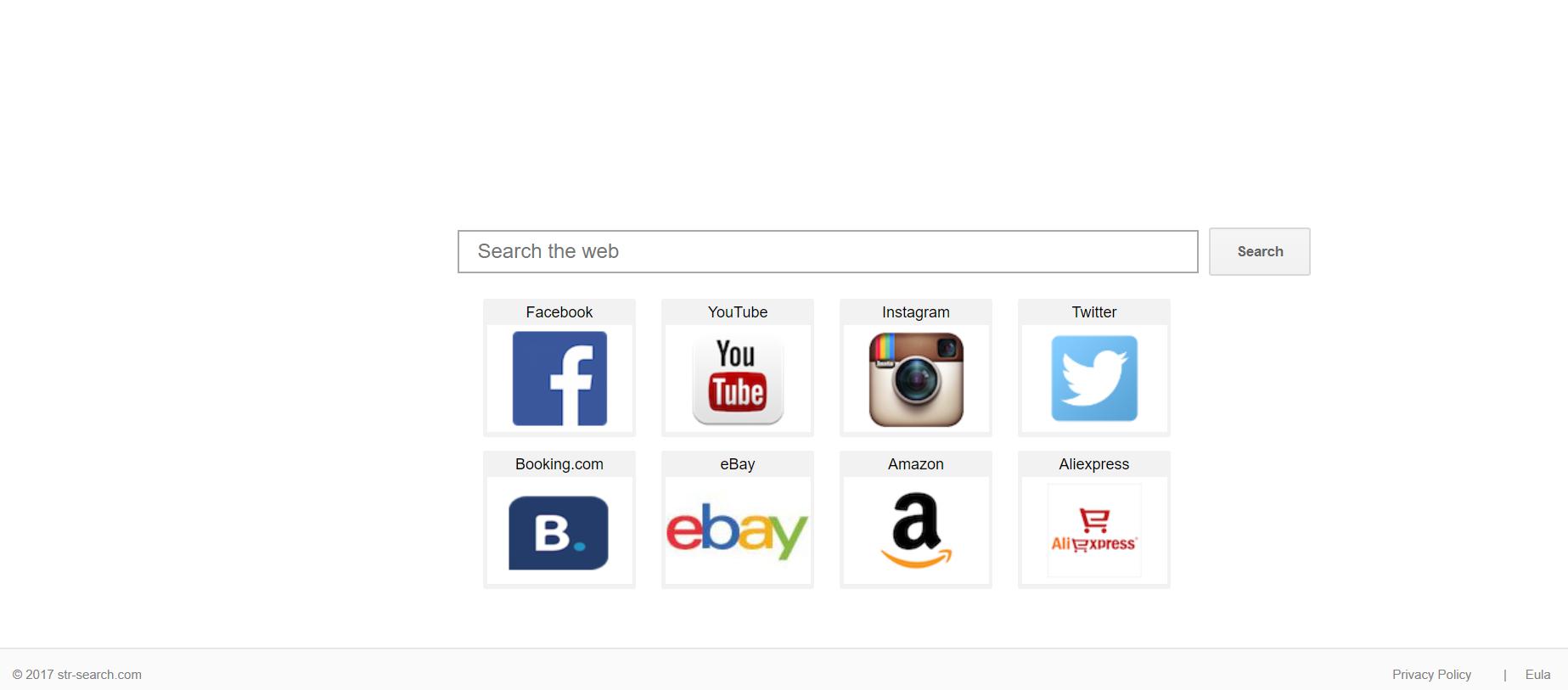 Str-search.com Hijacker