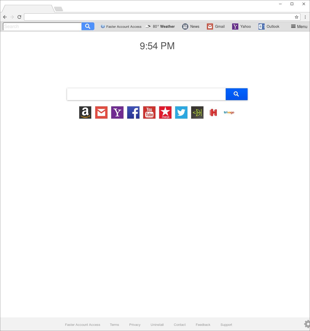 Search.searchfaa2.com Hijacker