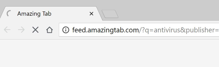 Feed.amazingtab.com hijacker