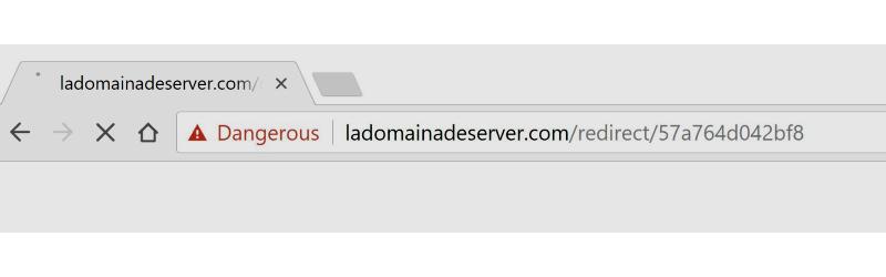 Ladomainadeserver.com Adware
