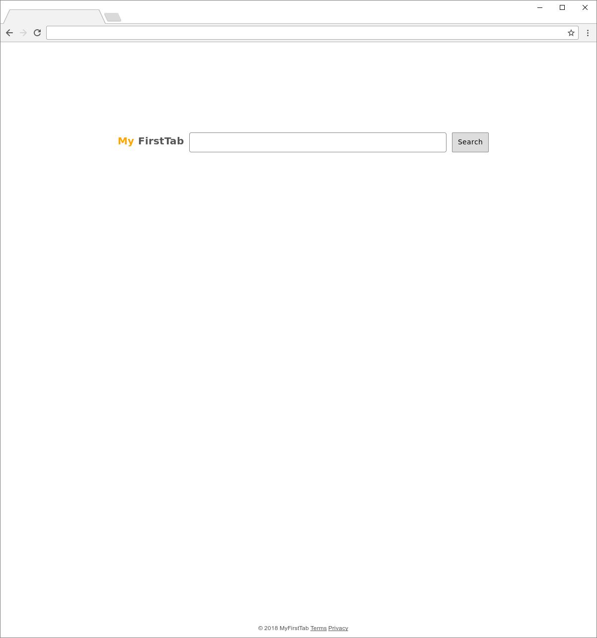 MyFirstTab.com Hijacker