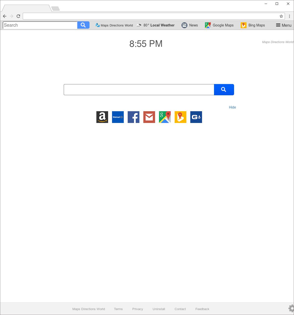 Search.searchcurm.com Hijacker