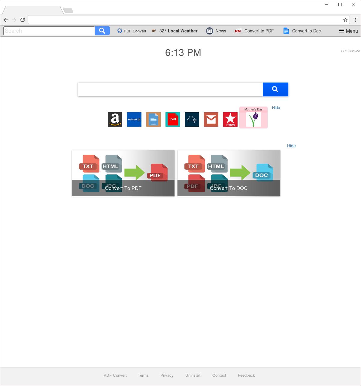 Search.searchipdf2.com hijacker