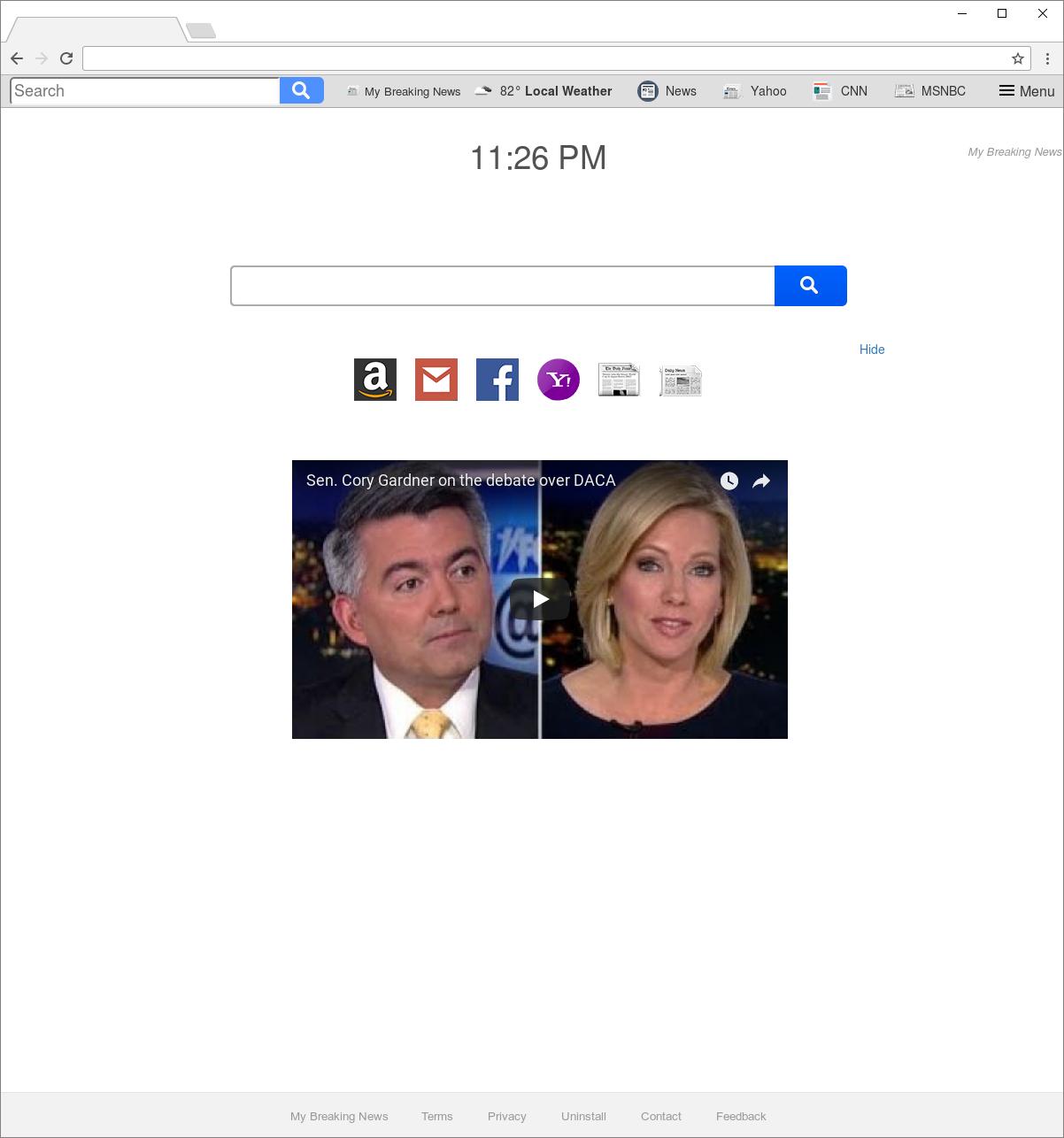 Search.searchjsmmbn.com Hijacker