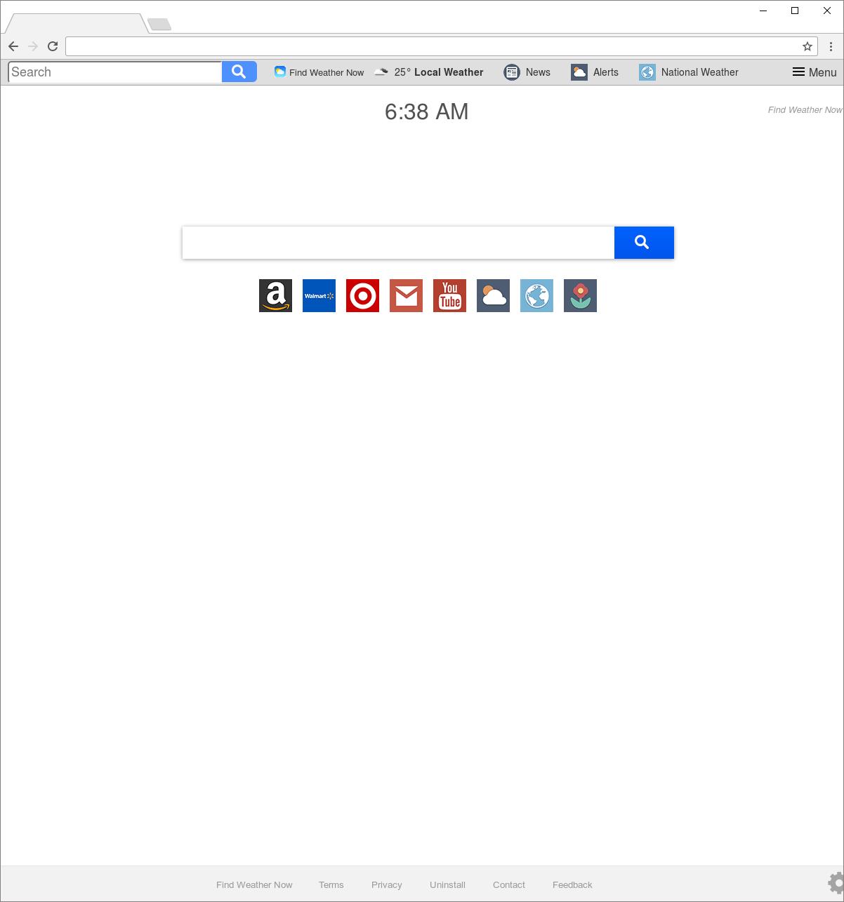Search.searchm3w2.com Hijacker