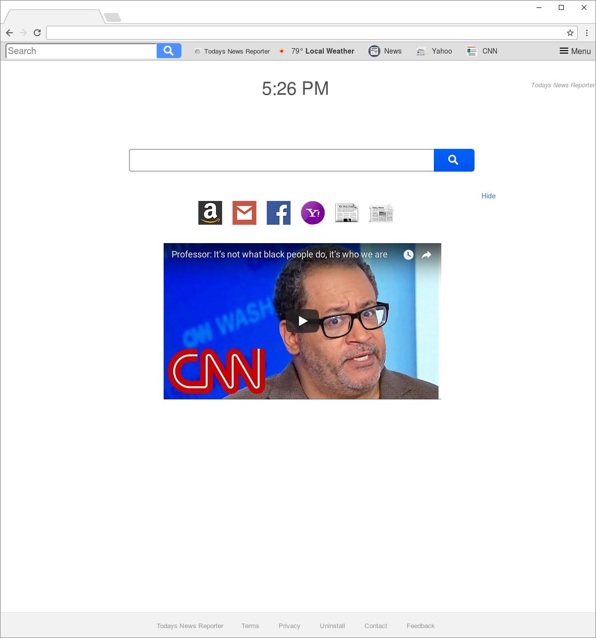 Search.searchtnreporter.com Hijacker