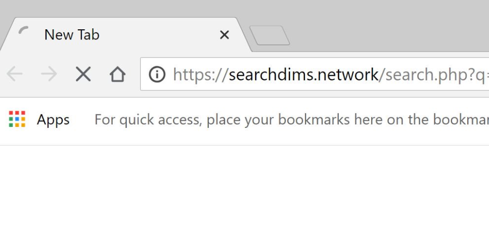 Searchdims.network Ads
