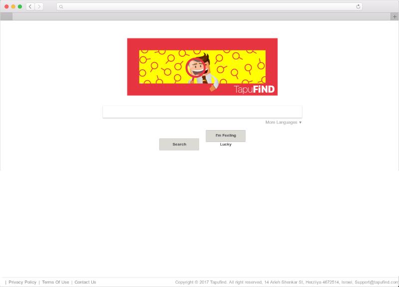 Tapu Find (Search.tapufind.com) Mac