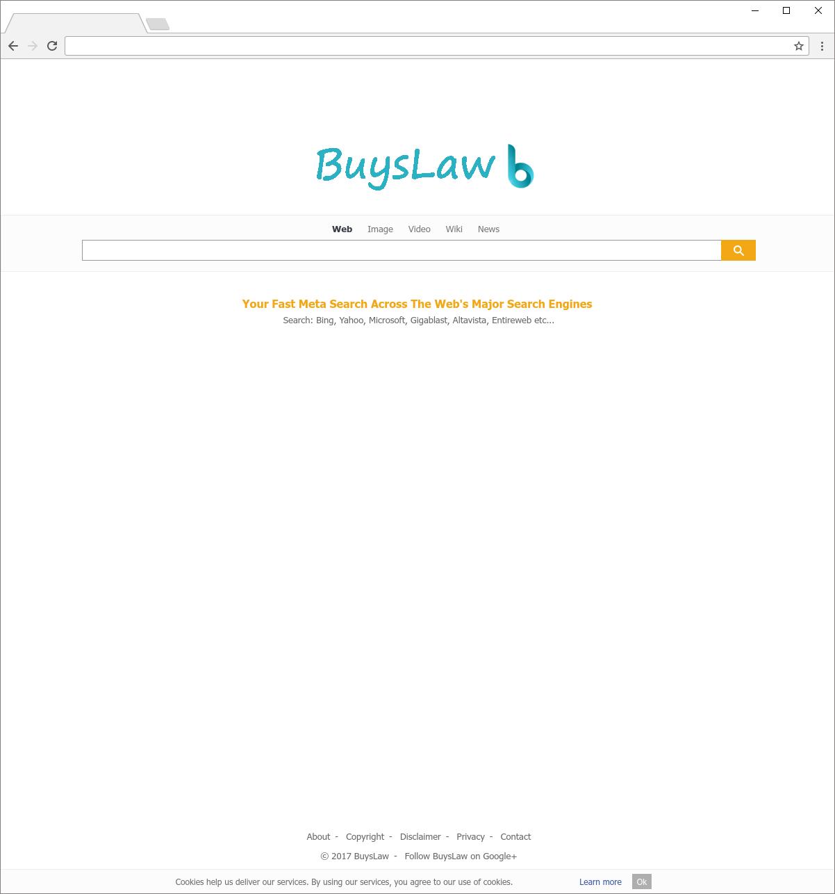Buyslaw.com Hijacker