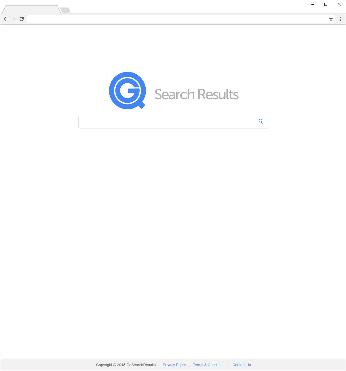 Gosearchresults.com Hijacker