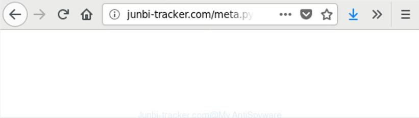 Junbi-tracker.com Adware