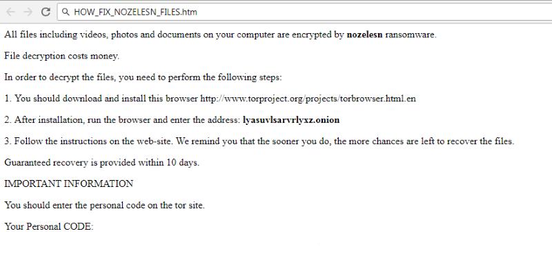 Nozelesn ransomware.png