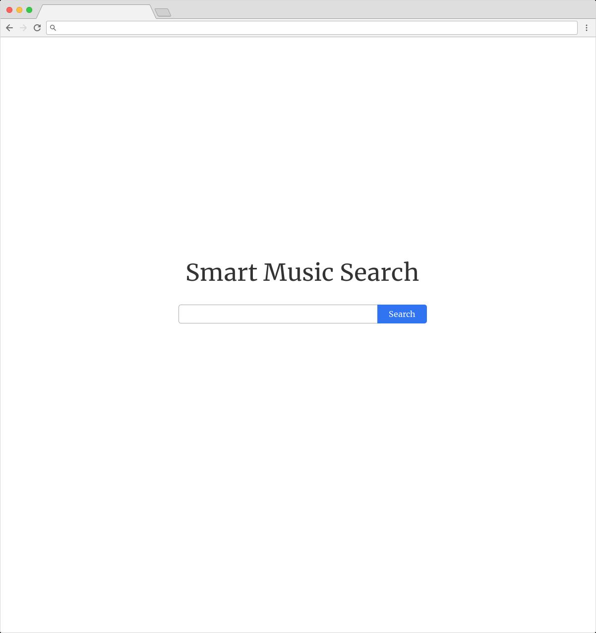 Smart Music Search Hijacker
