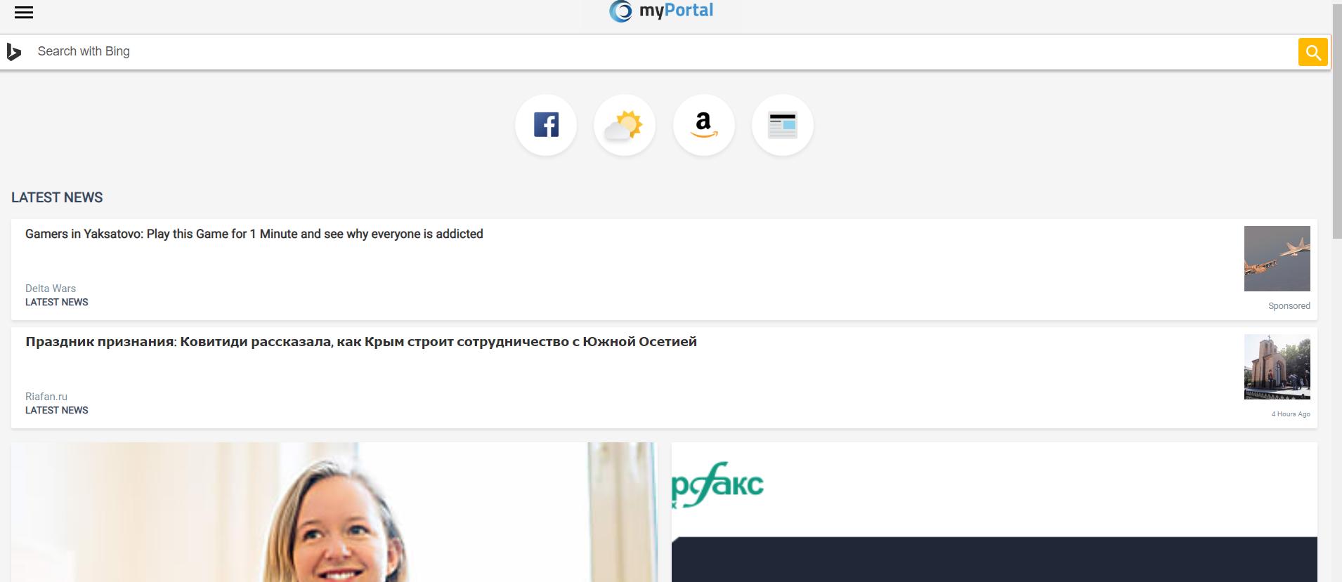 Searchtheweb.io hijacker