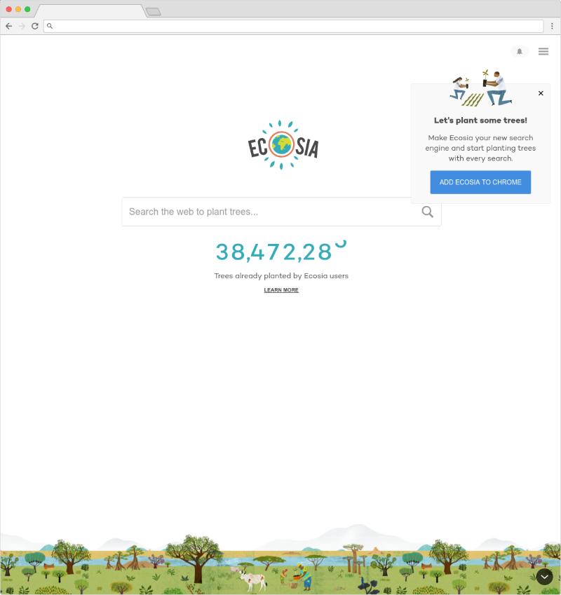 Ecosia (Mac)