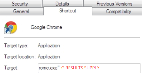 G.results.supply Adware